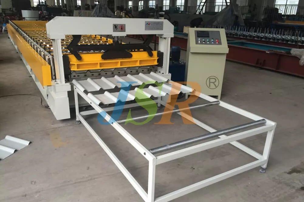Best Metal Roll Forming Machine Sale Roll Forming Machine For Sheet Metal Coil Roof Deck Cz Purlin Gutter Pipe Scaffolding And Custom Roll Forming Machines丨jsr Roll Forming Machine Manufacturers