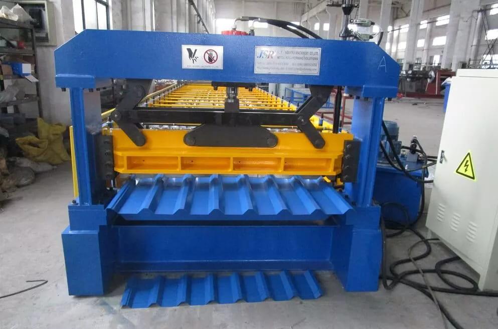 R101 Trapezoidal Sheet Forming Machine