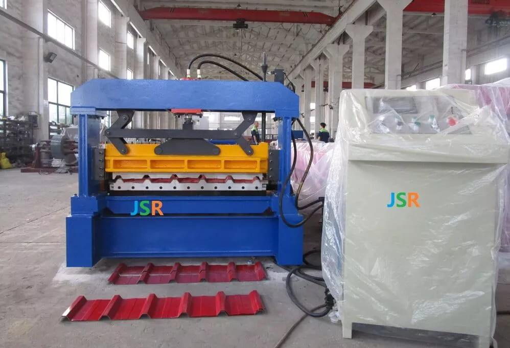 Aluminiun Roofing Sheets Machine Nigeria