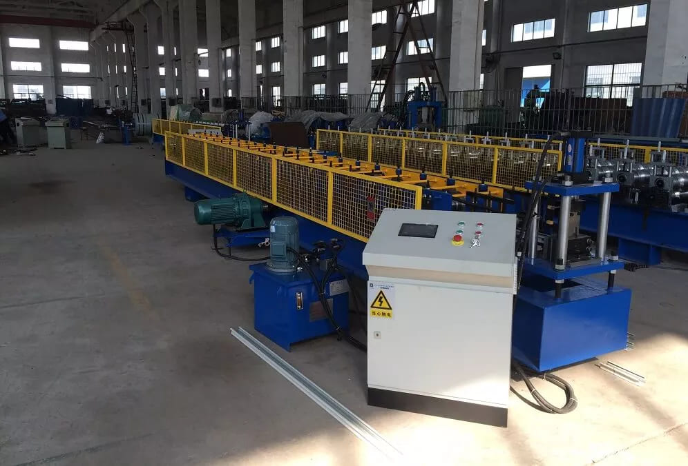 Fancing Post Roll Forming Machine