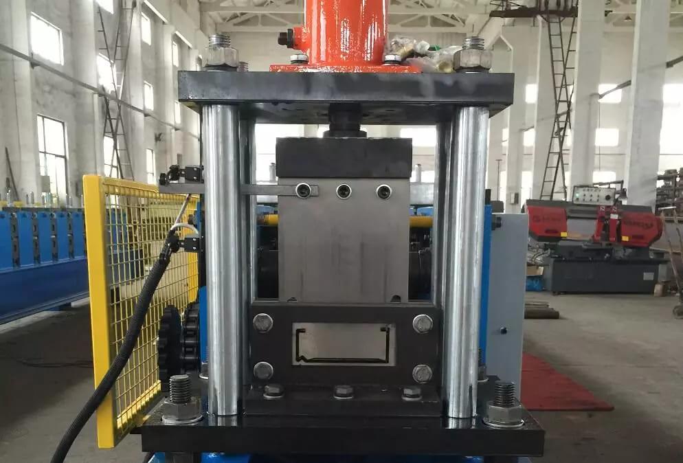 Box Beam Forming Machine