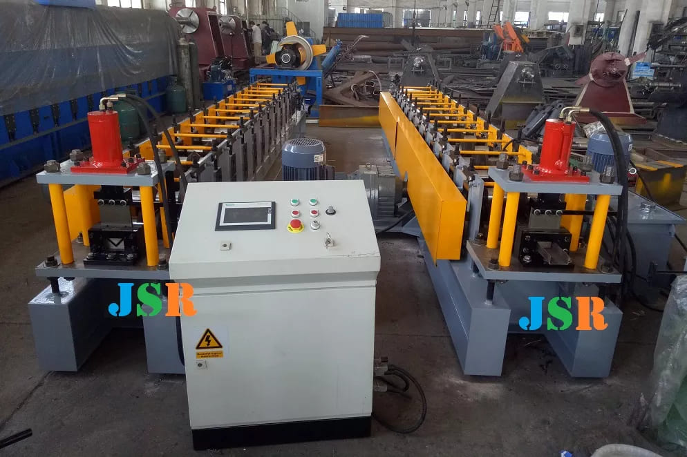 4mm U Channel Forming Machine