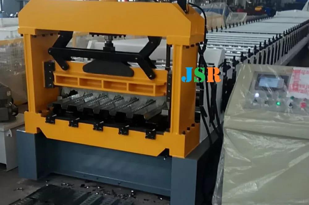 Ternium TRD-91.5 Roofing Deck Rolling Machine