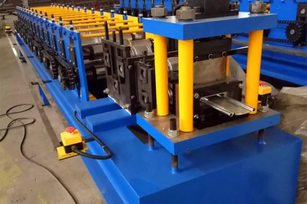 Shutter Door Forming Machines