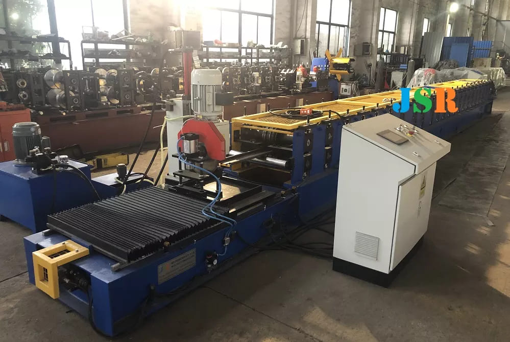 Cross Board Forming Machine from JSR