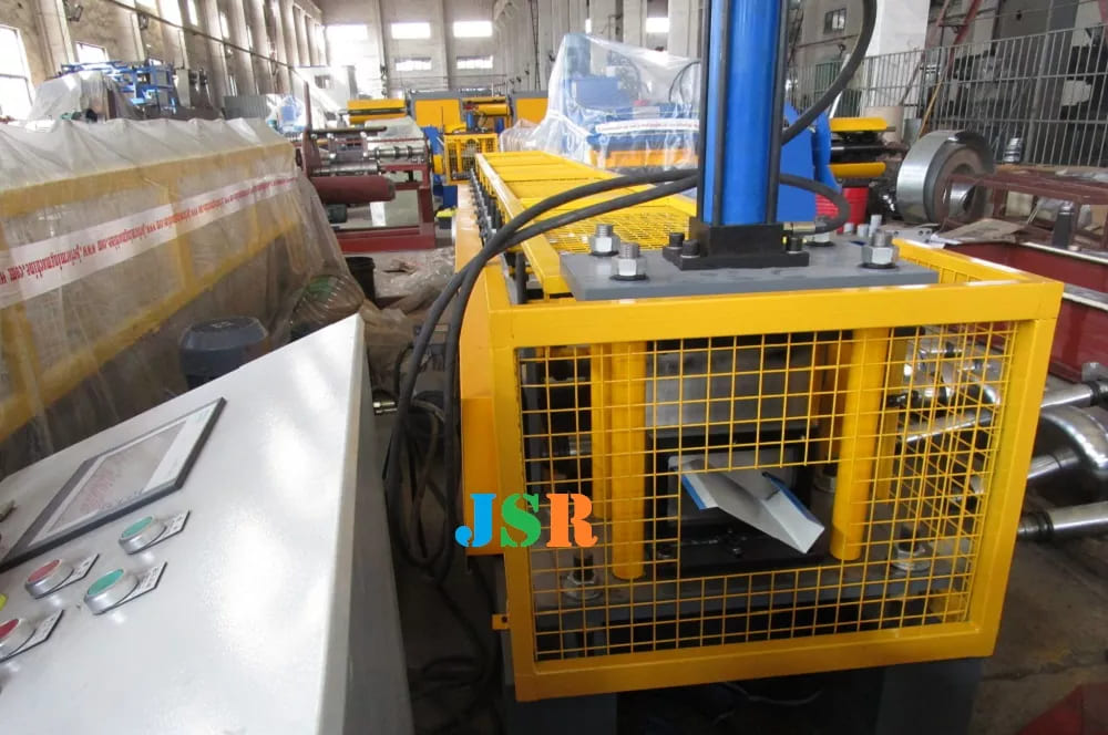 Customized Profile Roll Forming Machines