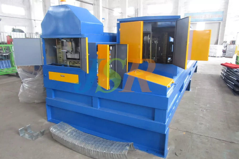 K-Span Roll Forming Machine