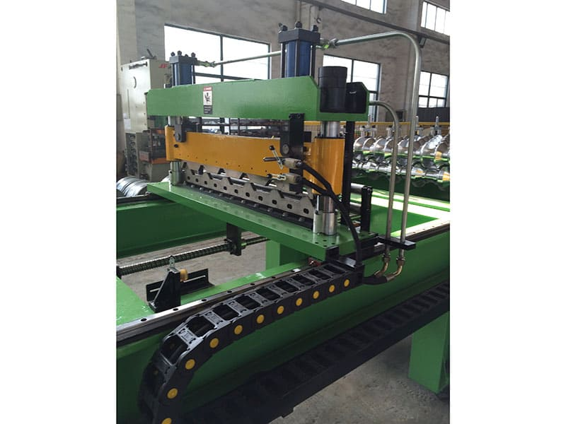 Roof & Wall Sheet Roll Forming Machine