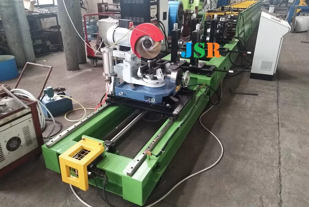 Welding Beam Roll Forming Machine