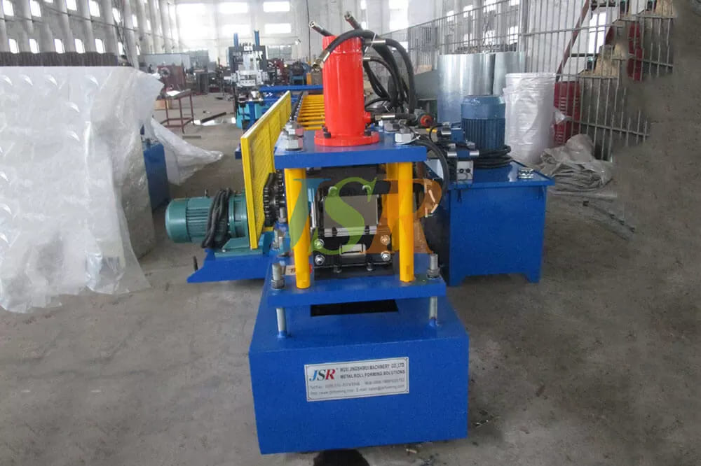 Stud & Track Roll Forming Machine