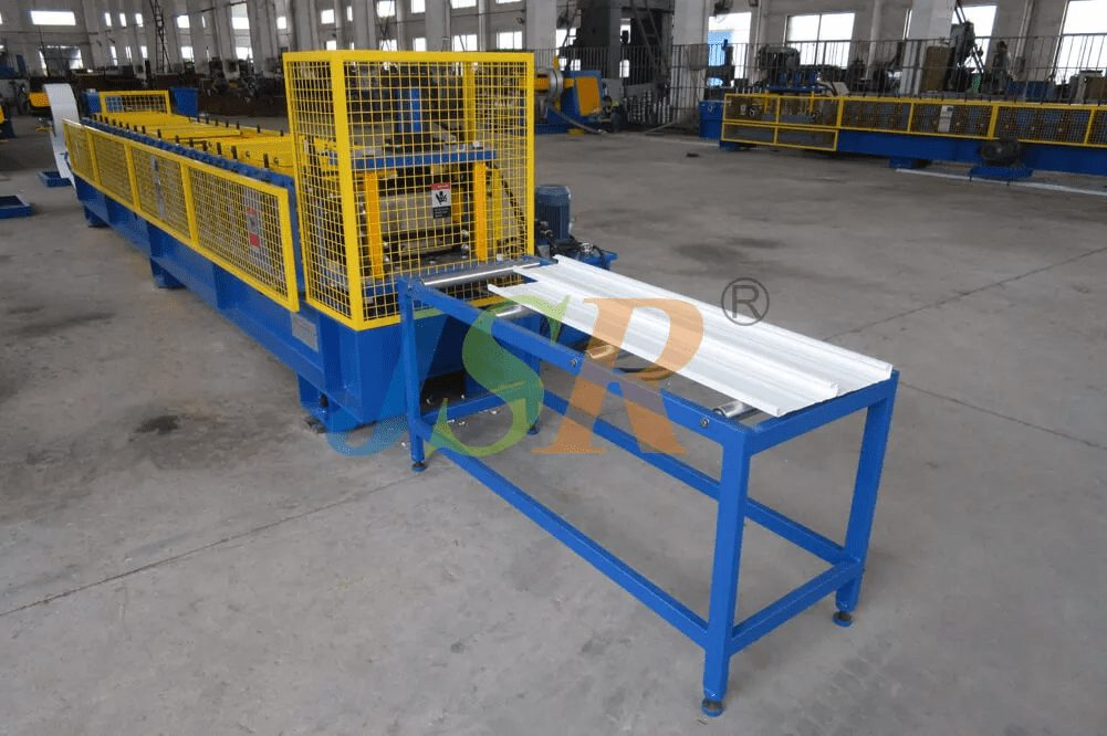 Facsia Formig Machine