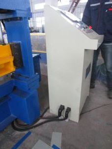 How to install forming machine