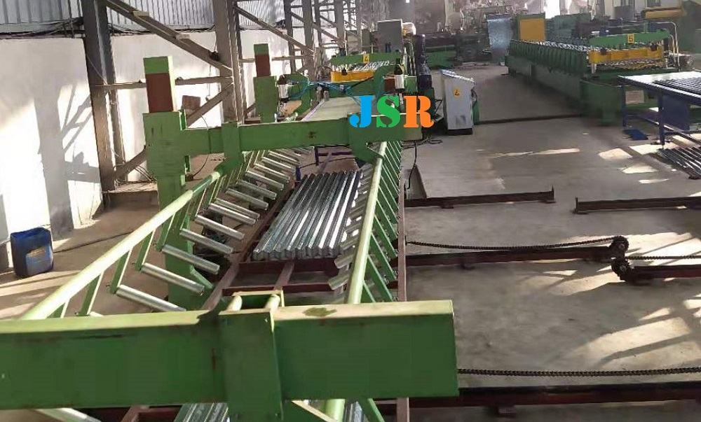 fast speed forming machine