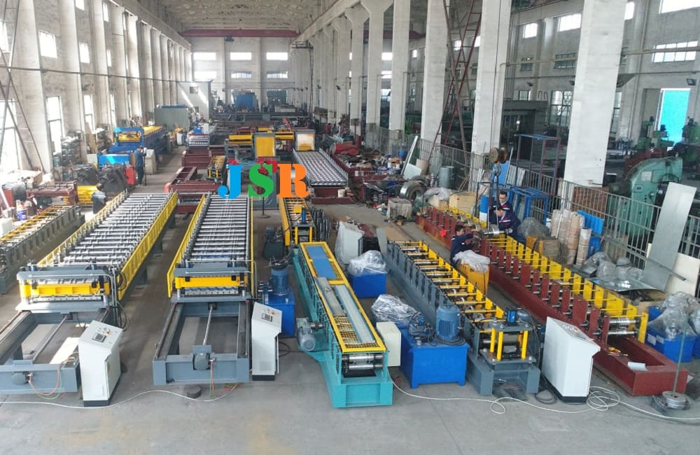 how to choose roll forming machine