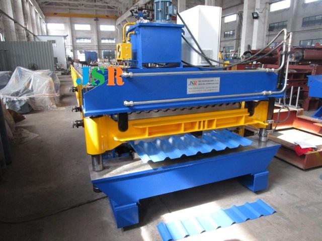 maquina para trapezoidal y ondulados