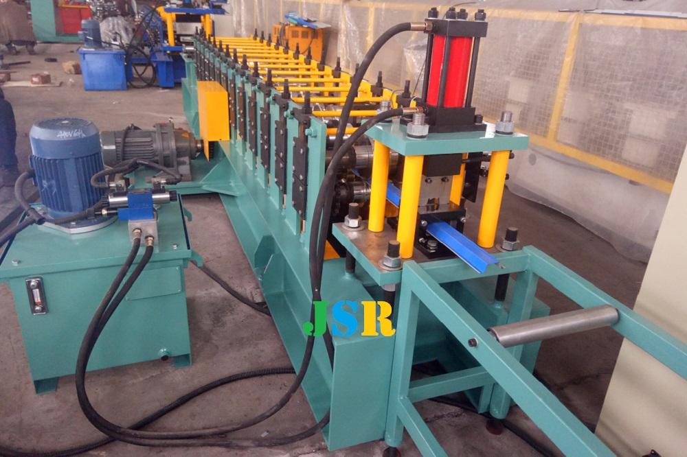 omega forming machine